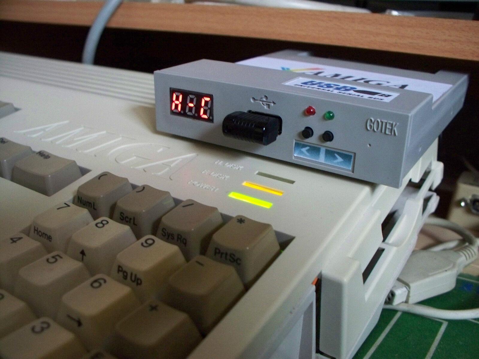 Amiga GOTEK FD Drive Emul....