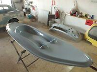 Canoa Kayak In Resina Ad 1 Posto -  - ebay.it