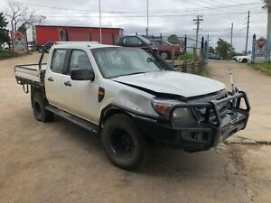 WRECKING 2009 FORD PK RANGER DUAL CAB 4X4 3.0L DIESEL MANUAL North St Marys Penrith Area Preview