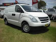 2011 Hyundai iLoad Van/Minivan Mudgee Mudgee Area Preview