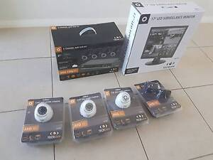 8 channel AHD DVR kit incl. 8 cameras, surveillance monitor Hoxton Park Liverpool Area Preview