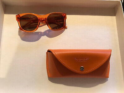 Sun Buddies Orange Bibi Sunglasses