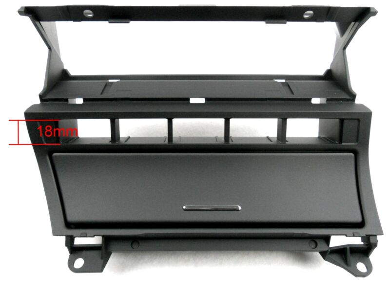 Angebot BMW E46 Blende Mittelkonsole Professional Navigation bzw. Doppel-DIN Umbau