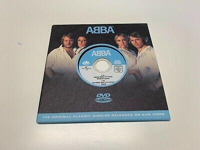 ABBA - DANCING QUEEN - DVD Single © 2004