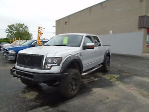 2012 Ford F-150 Lariat -LOADED LIFTED- WWW.PAULETTEAUTO.COM