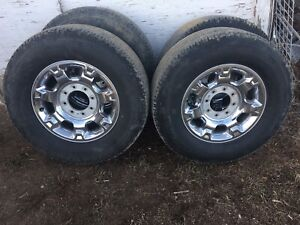 18 inch Rims for f350 ford