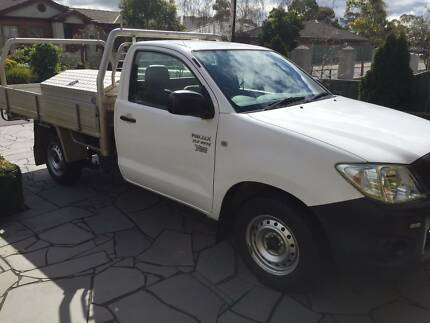 Toyota Hilux Workmate 2009