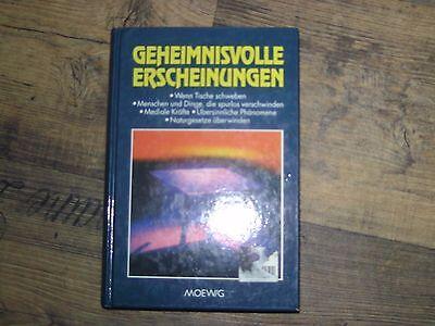 Geheimnisvolle Erscheinungen aus dem Moewig Verlag