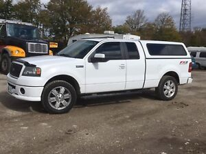 2007 Ford F-150 FX-2 certified/etested