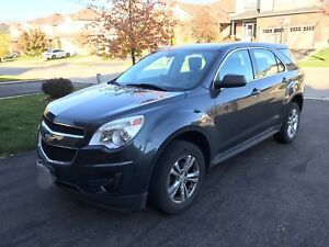 2011 Chev Equinox LS + Winter tires, Privately sale