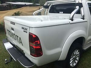 2013. Toyota hilux  tub and lid Earlville Cairns City Preview