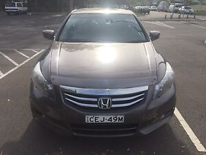 2011 Honda Accord Cherrybrook Hornsby Area Preview