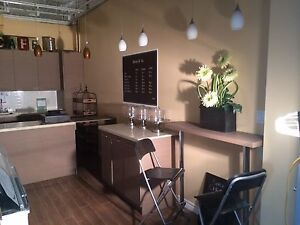 STORE/COFFEE SHOP FOR LEASE