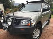 Mitsubishi NP Pajero GLX 2004 Healesville Yarra Ranges Preview