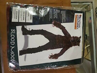 Werewolf Costume for Kids Scary Halloween Monster Fancy Dress