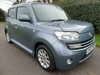 Daihatsu Materia 1.5 manual 84000 miles just serviced