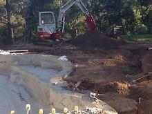 Excavator for Hire Sydney RES Contracting & Excavation Freemans Reach Hawkesbury Area Preview