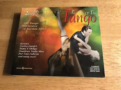 THE BEST OF THE TANGO 2 CD MUSIC SET (TANGO ORCHESTRA OF BUENOS (Best Of Buenos Aires)