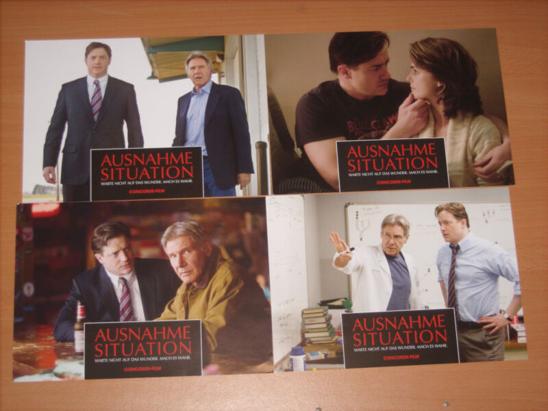 EXTRAORDINARY MEASURES - Harrison Ford- Brendan Fraser