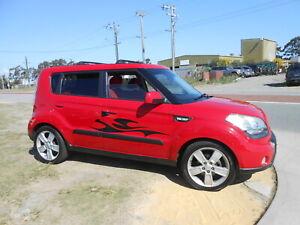 2010 Kia Soul 3 Automatic - 5 Door Hatchback Wangara Wanneroo Area Preview