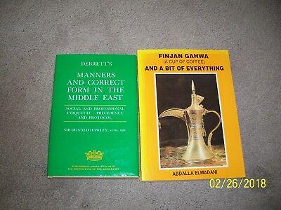 Debretts Manners   Correct Form For The Middle East   Finjan Gahwa Saudi Arabia