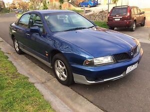 RWC READY! 2001 MITSUBISHI MAGNA TJ SOLARA WITH REG & RWC !! Roxburgh Park Hume Area Preview