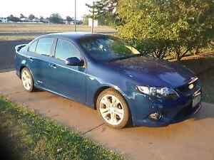 Ford xr6 2010 sedan for sale Blackwater Central Highlands Preview