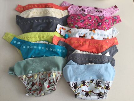 Reusable Nappies X6 Brand Name Alva Baby Clothing Gumtree