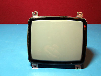Tektronix Tds500 Tds600 Tds700 Series Monochrome Crt Display Working