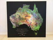 Australia satellite image 2001 Cook Belconnen Area Preview