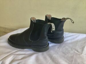 GENUINE LEATHER, winter boots, Man:6