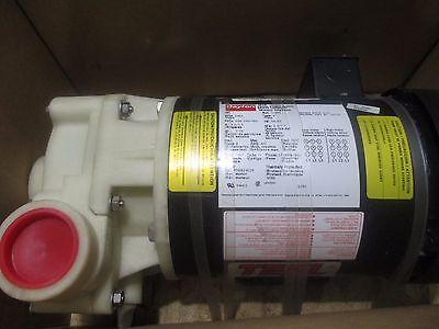 Teel 2p691 Pump Polypropylene Corrosion Chemical Resistant 1 Hp 1 12 Nos Nib