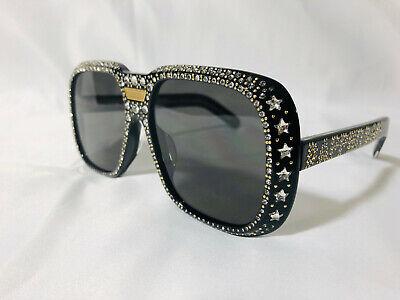 731482cf2d99c Authentic New Gucci Sunglasses GG0427S Dapper Dan Unisex Sold Out