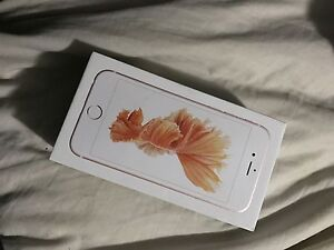 Rose Gold iPhone 6S 64 GB UNLOCKED