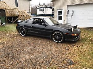 Toyota Mr2 jdm rhd
