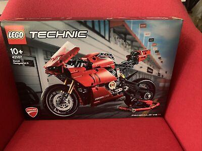 LEGO Technic Ducati Panigale - 42107 Brand New Sealed In Box