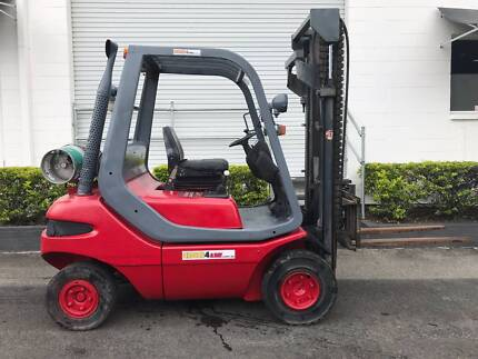 1993 Linde Fork Lift - LPG Ashmore Gold Coast City Preview