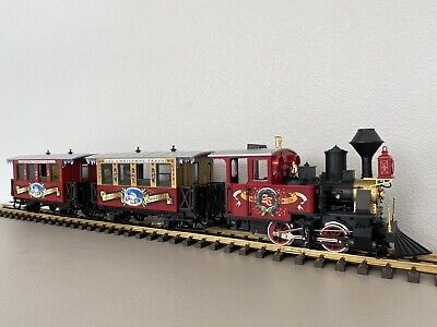 LGB 72534 :: The Christmas Train Starter Set G Scale VINTAGE & RARE!