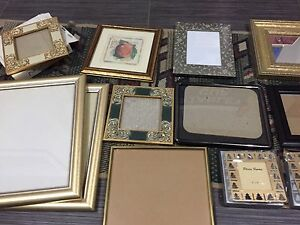 12 x Picture Frames $60 Firm