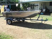 seajay nomad 3.5mt Boat Chinchilla Dalby Area Preview