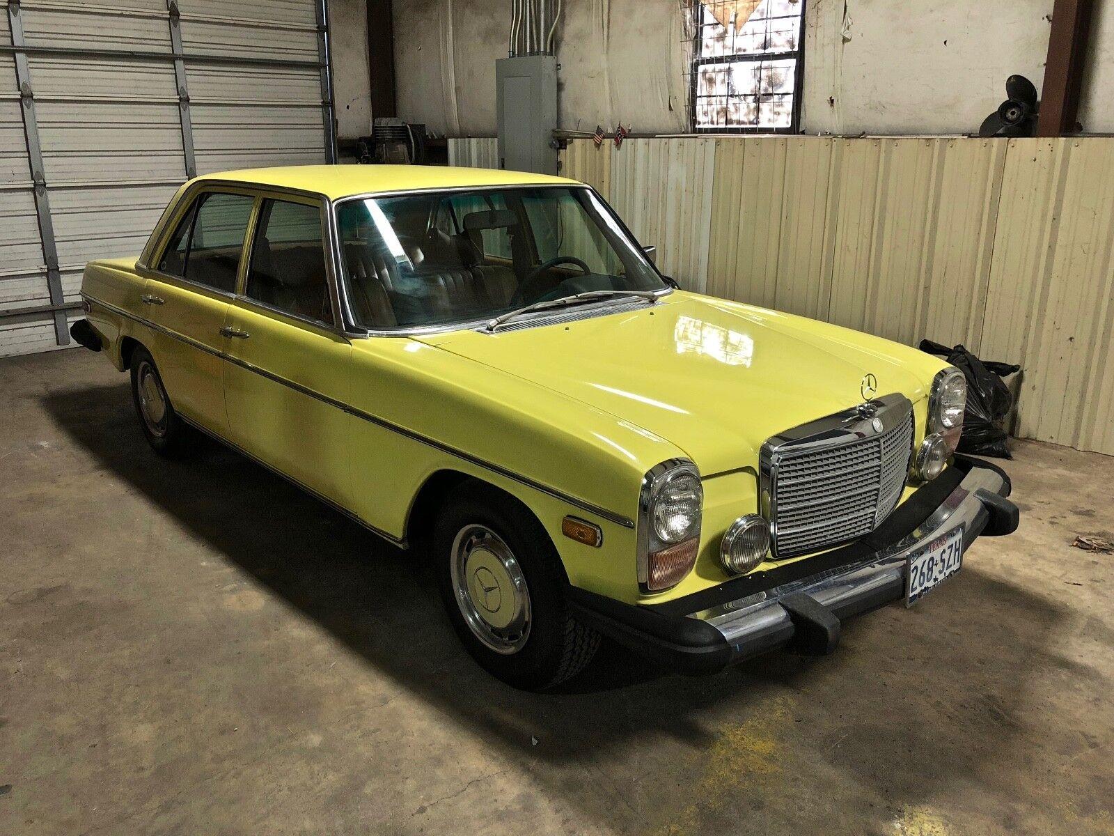 1975 Mercedes-Benz 300-Series 300D TURBO 47K MILES 1975 MERCEDES BENZ 300D TURBO ONLY 47K MILES VERY ORIGINAL MUST SEE SURVIVOR