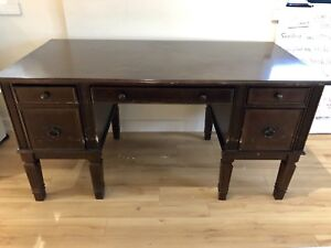 Solid Wood Desks - 2 available