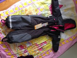 One piece snowsuit, New with tags