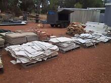 Karratha Stone and white marble suitable for paving or rock walls Wooroloo Mundaring Area Preview