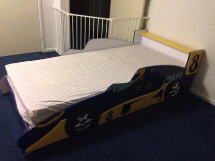 Kids car bed (no mattress) Nerang Gold Coast West Preview