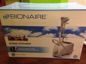 Bionaire home steamer w hanging pole