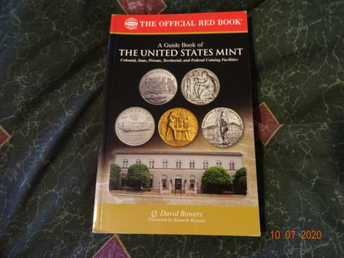 A Guide Book of the United States Mint - K1252