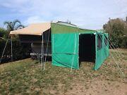 Wind up caravan Strathfieldsaye Bendigo City Preview