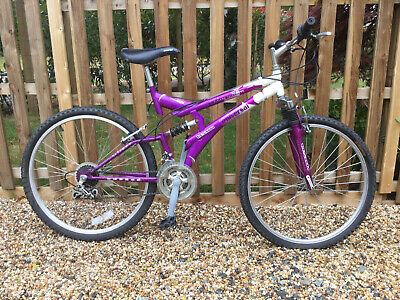 "Ladies Universal 'Team Sussed' Mountain Bike - 26"" Wheel"