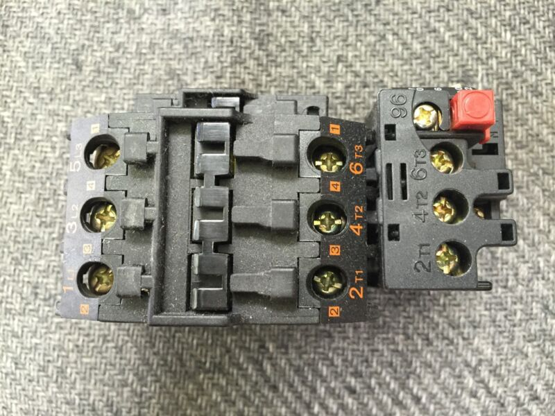 DANFOSS RELAY/CONTACTOR TI16S W/ CI16 *USED* appears to be Nu